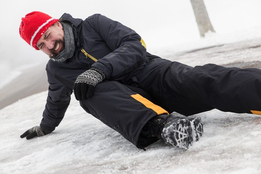 Slip and Fall Injuries