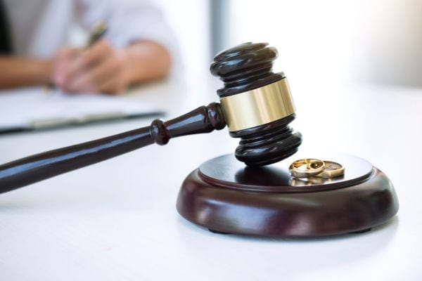 Divorce and Social Security Disability in law